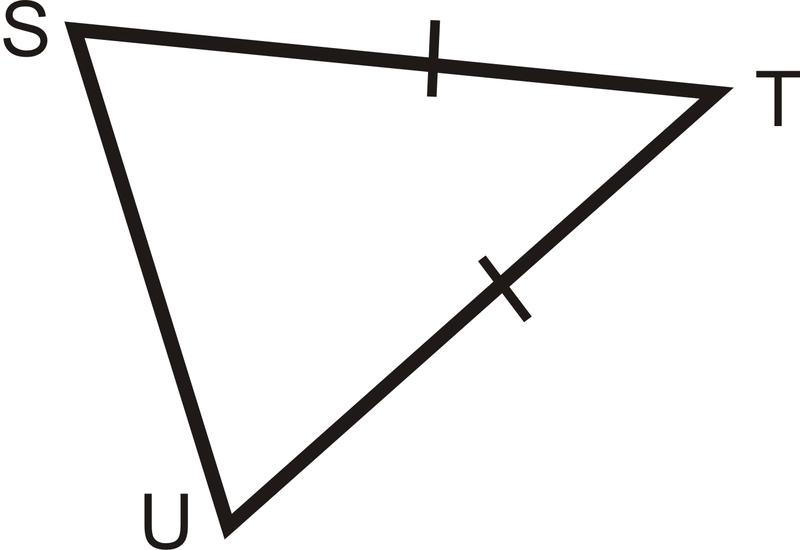 Isosceles Triangles ( Read ) : Geometry : CK-12 Foundation