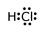 Electron Dot Structure For Hcl Image Gallery hcl lewi...