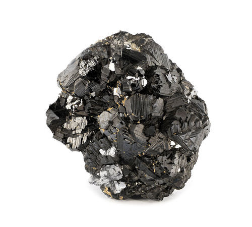 Magnetite crystals indicate the location of the magnetic north pole when they formed