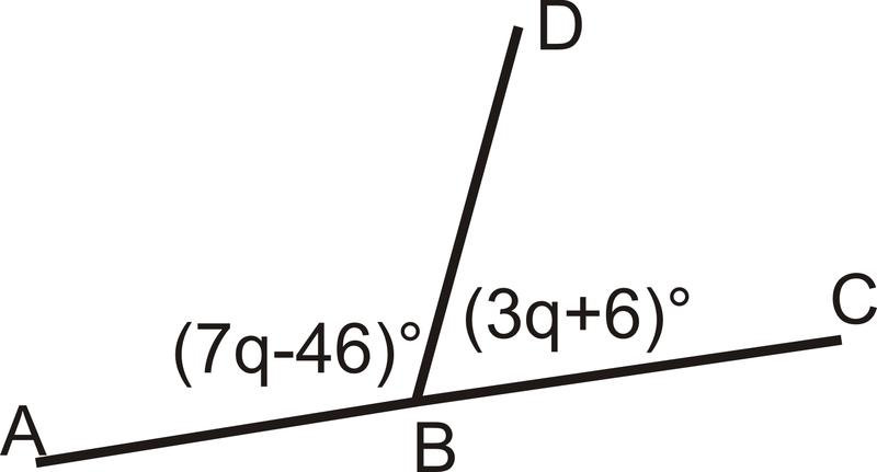 Angle Pairs – Pairs of Angles Worksheet