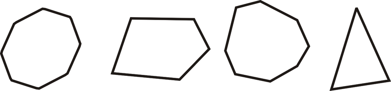 that connect the vertices of a convex polygon that are not sidesDiagonal Of A Polygon In Real Life