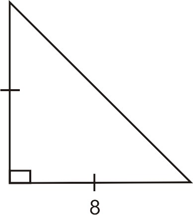 45 45 90 right triangles read geometry ck 12 foundation find the lengths of the other two sides of the isosceles right triangle below publicscrutiny Images