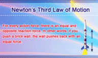 Newton's Third Law Quiz - MS PS