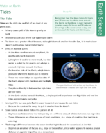 Tides Study Guide