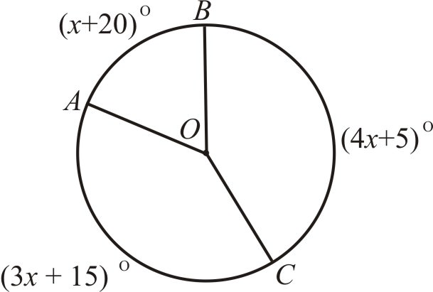 Arcs SemiCircles and Central Angles – Central Angles Worksheet
