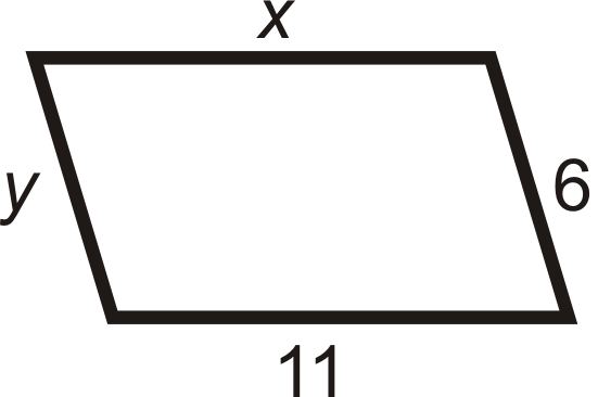 Rectangles, Rhombuses and Squares