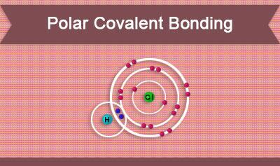 Polar Covalent Bonding