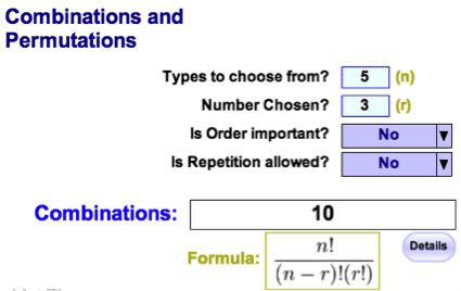 Combination Problems ( Read )   Probability   CK-12 Foundation