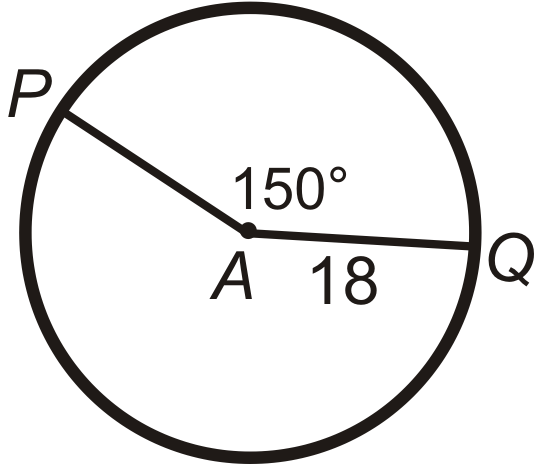 how to find perimeter of arc
