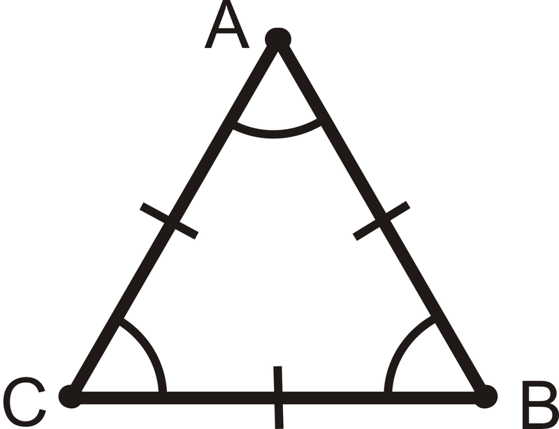 Equilateral Triangles Definition images