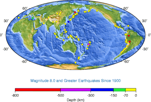 The Nature of Earthquakes | CK-12 Foundation