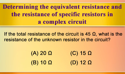 Ohm's Law Problems for Complex Circuits - Example 1