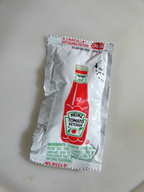 Ketchup packet practice problem for Pascal's law
