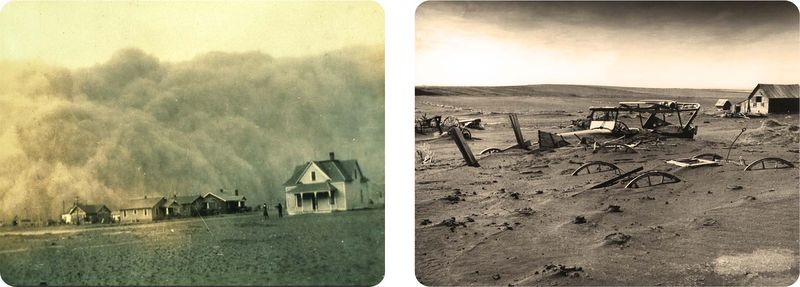 Images of the Dust Bowl