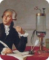 Portrait of Antoine Lavoisier