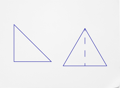 Find The Dimensions And Area Of Triangles Ck 12 Foundation