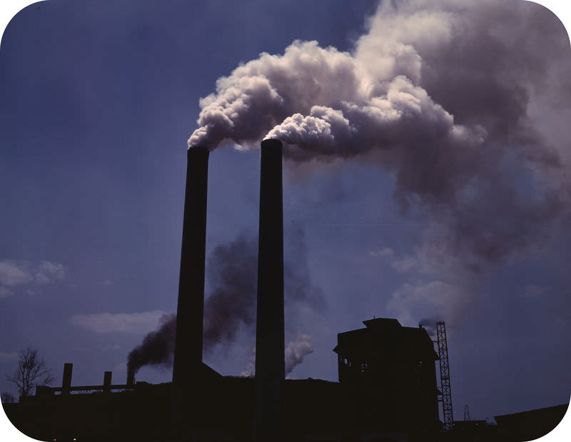 Teaching Causes of air pollution