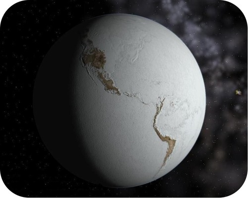 Snowball Earth during the early Precambrian