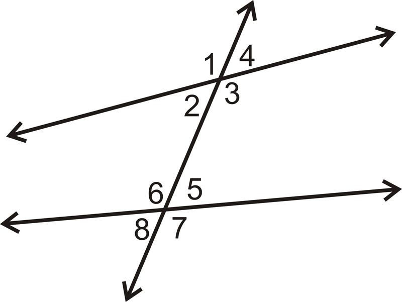 Properties of Parallel Lines