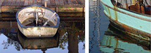 Regular and diffuse reflection