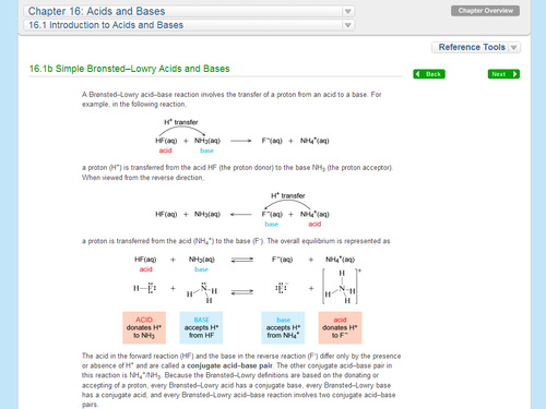 Acid-Base Reactions Practice