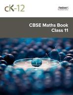 CK-12 CBSE Maths Class 11