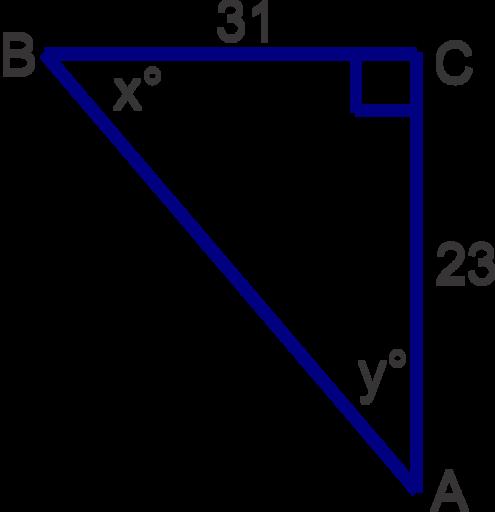 Funciones Trigonométricas Inversas Y Resolver Triángulos Rectángulos Ck 12 Foundation