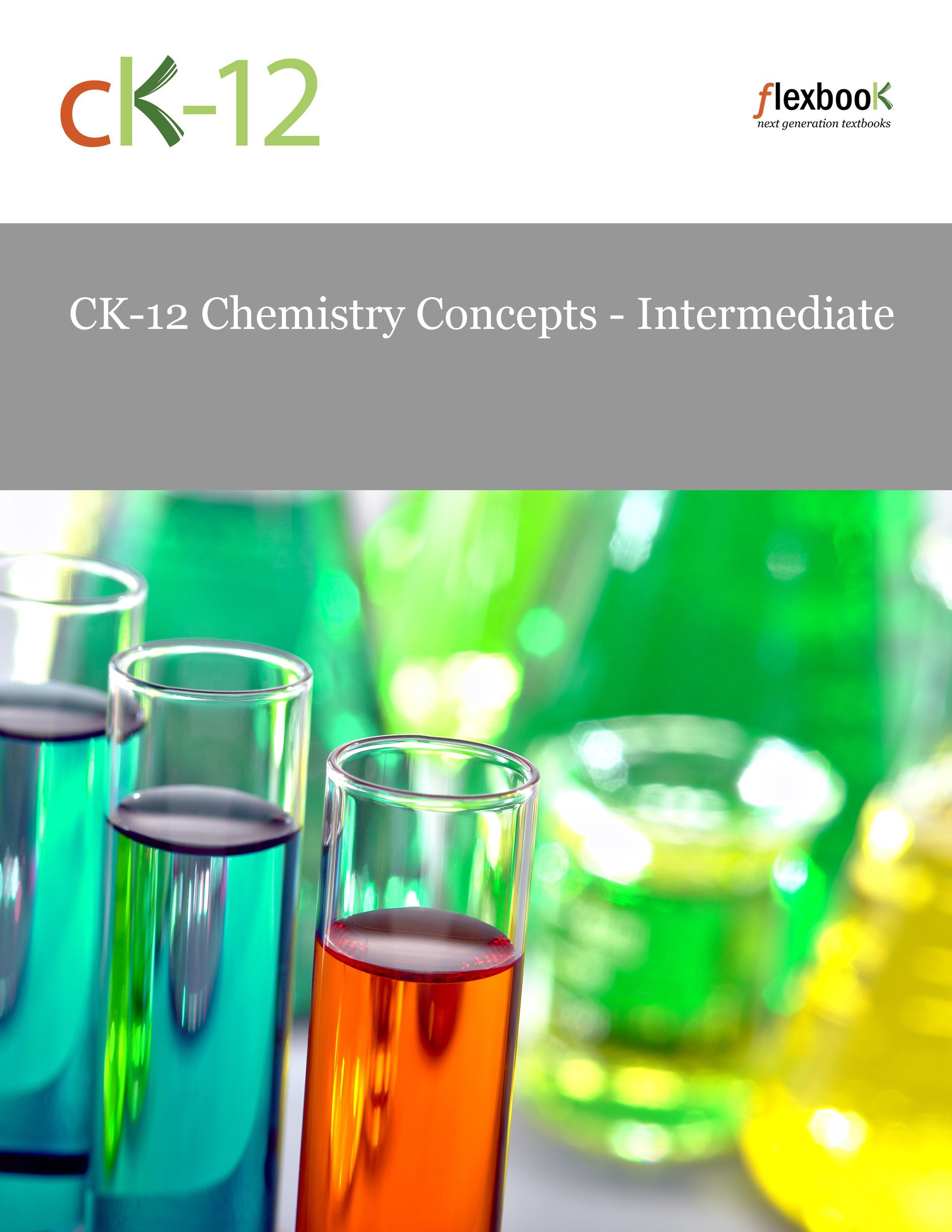 chemistry ck 12 foundation