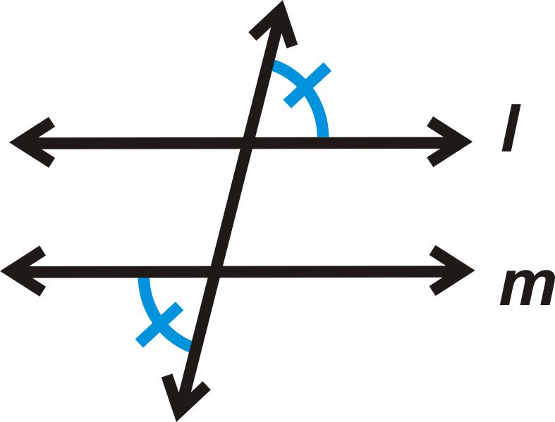 Alternate exterior angles read geometry ck 12 - Alternate exterior angles converse ...