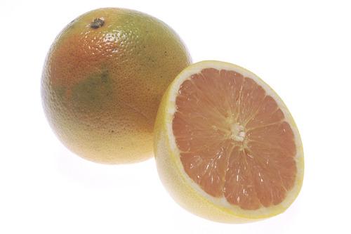 Grapefruit juice is quite acidic