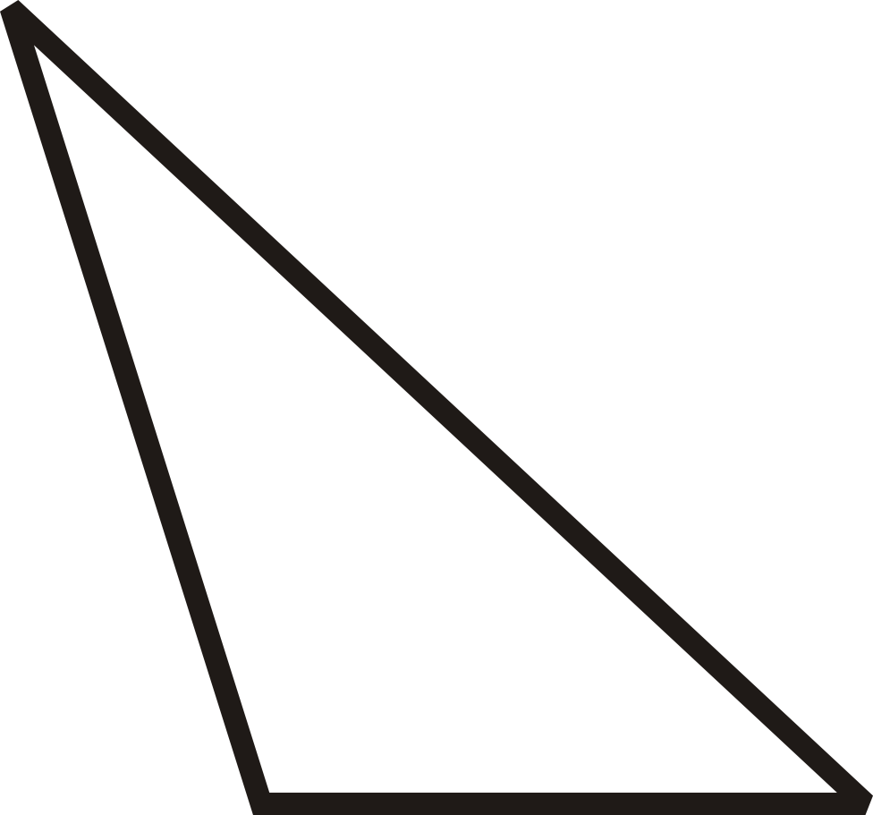 Triangle sums ck 12 foundation What do exterior angles of a triangle add up to