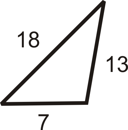Comparing Angles and Sides in Triangles