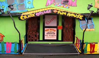 Welcome to the Fun House