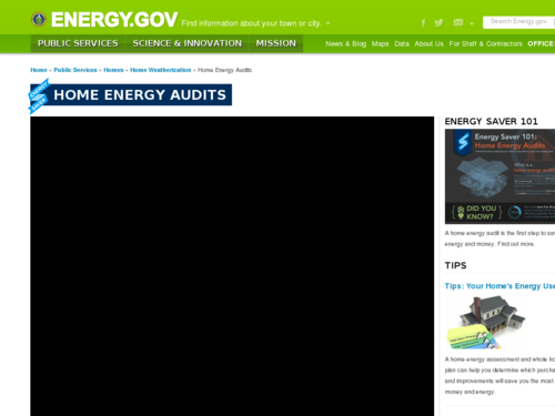 Home Energy Audits