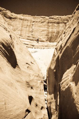 The Physics of Canyoneering