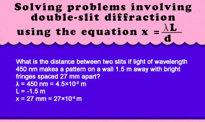 Physical Optics: Polarization, Diffraction and Interference - Example 5