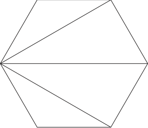 Relación de los Lados de un Polígono con los Ángulos y Diagonales ...