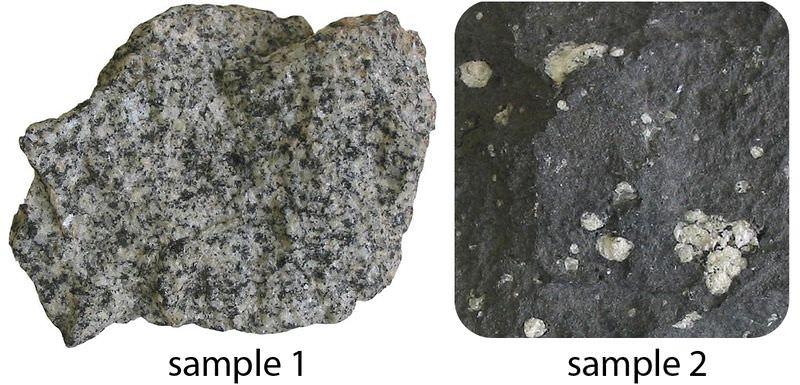 Rock - Rock samples