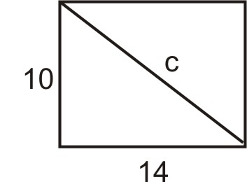 Applications Using the Pythagorean Theorem