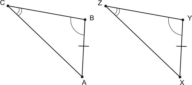 Triangle Congruence using AAS