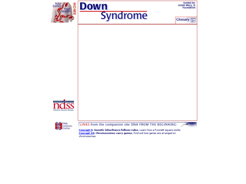 Down Syndrome: What is it?