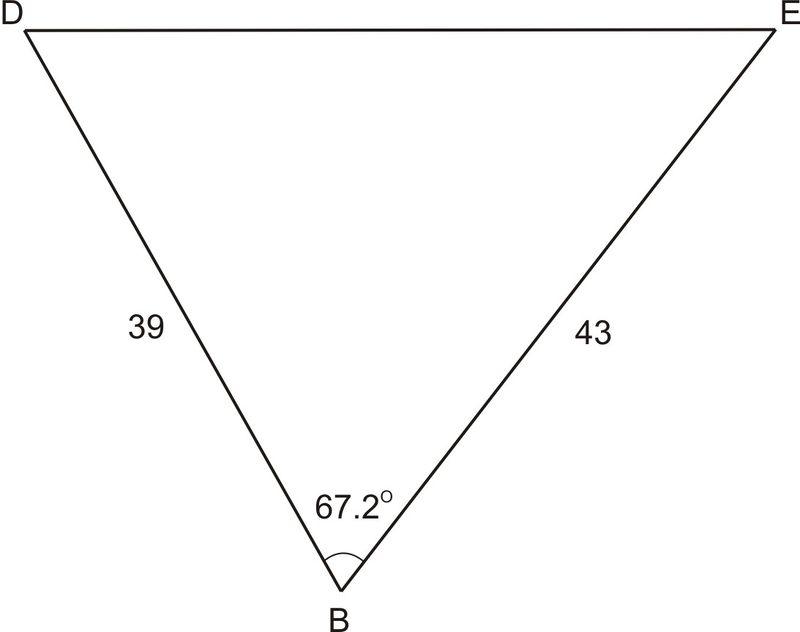 trigonometry and oblique triangle Applications of trigonometry oblique or scalene triangle solving oblique triangles - use of the sine law and the cosine law solving oblique triangles examples.