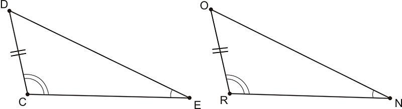 Vistoso Triángulos Congruentes Que Prueban Sss Hoja Sas Colección ...