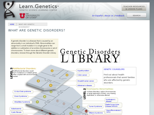 What are Genetic Disorders?