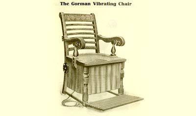 The Vibrating Chair
