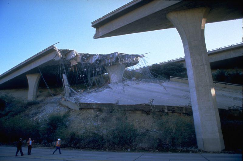 Earthquake Zones