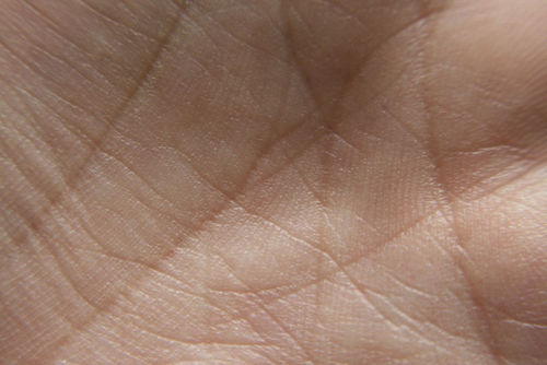 Skin acts as a barrier that stops water and other things, like soap and dirt, from getting into your body