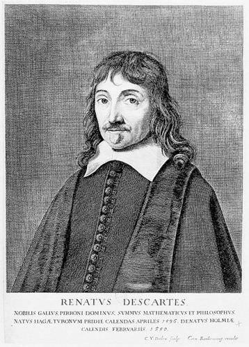 Rene Descartes.