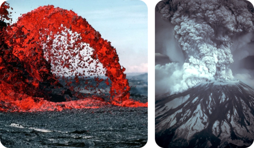 Magma Composition at Volcanoes