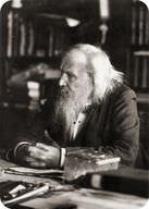 Portrait of Mendeleev